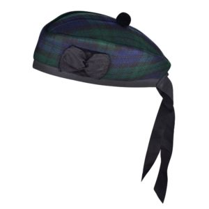Black Watch Glengarry Cap