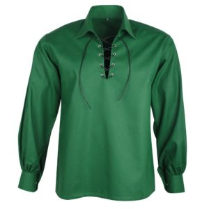 Green Jacobite Shirt