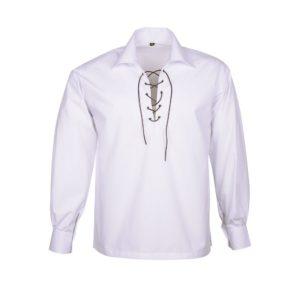 White Jacobite Shirt